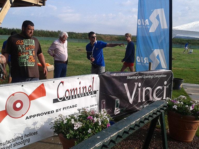 Le Touquet – FITASC European Championships